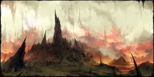 Scorched Earth by ChrisCold