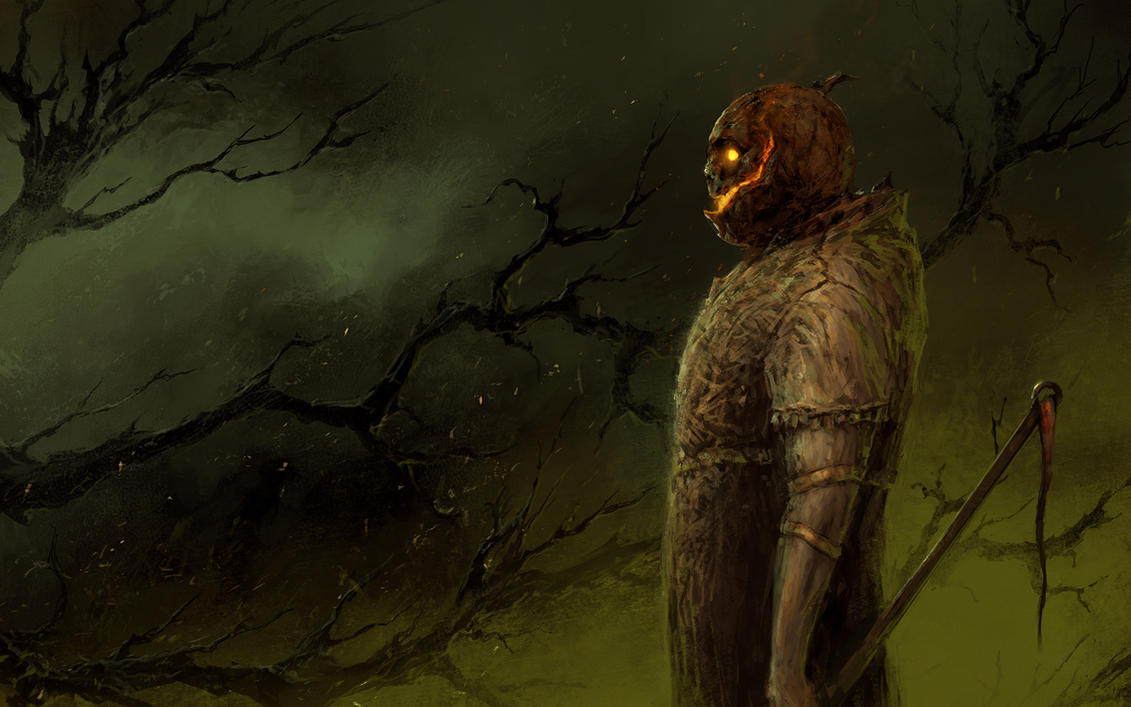 Pumpkin by ChrisCold