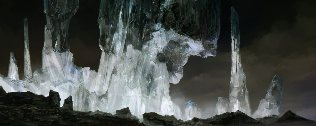 Crystals by ChrisCold