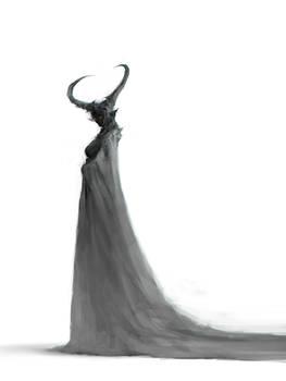 Demon Sketch 12