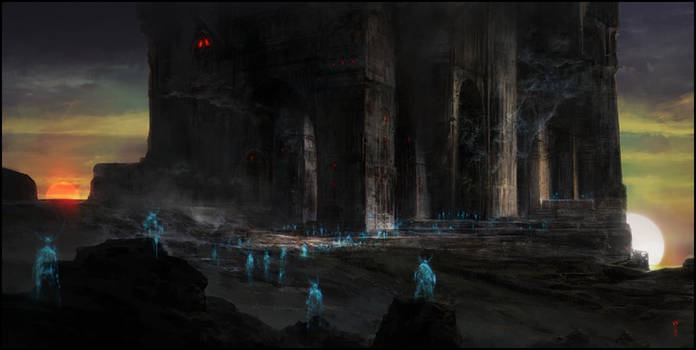 Castleworld II - Ghosts