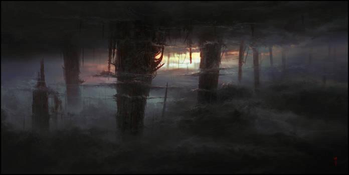 Castleworld III - Pillars