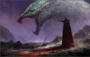 Serpent Mistress by ChrisCold