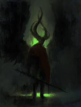Demon Sketch 17