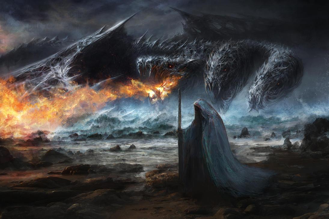 Transformer Dragon by ChrisCold