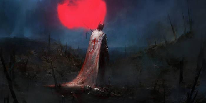 Crimson Moon Crusader