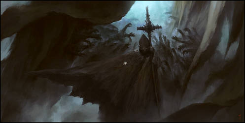 Black Death Apostle by ChrisCold