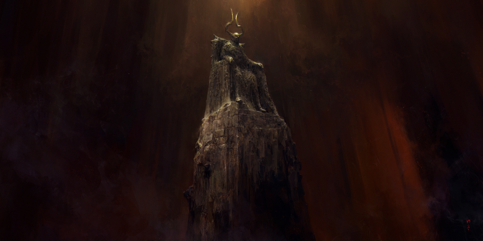 The Watcher by ChrisCold