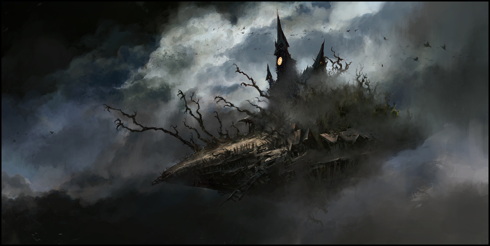 Witch Town by ChrisCold