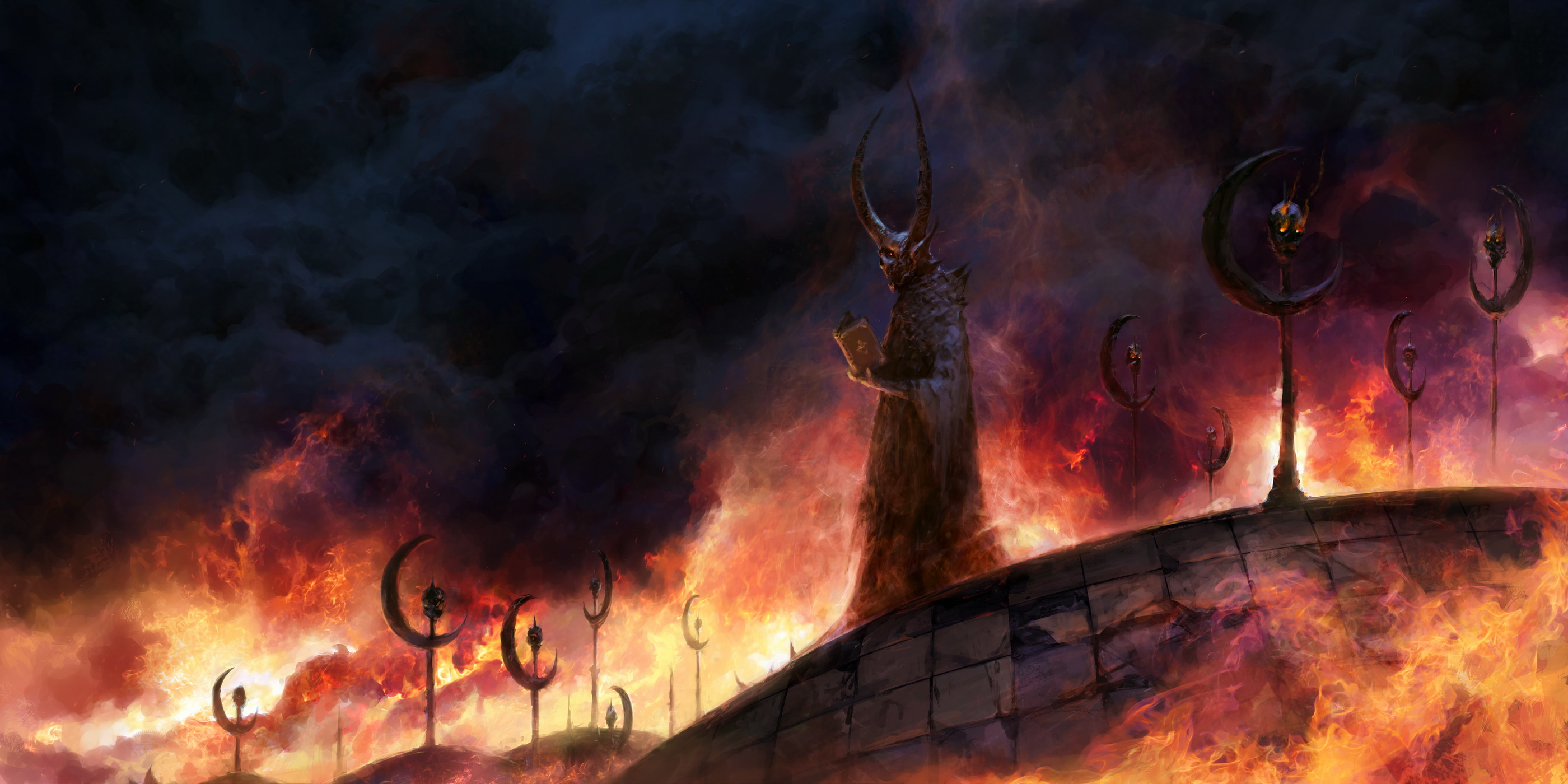 The Final Messiah by ChrisCold