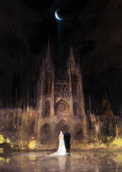 A Wedding by ChrisCold
