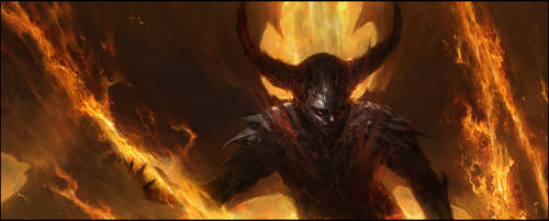Dying Embers by ChrisCold