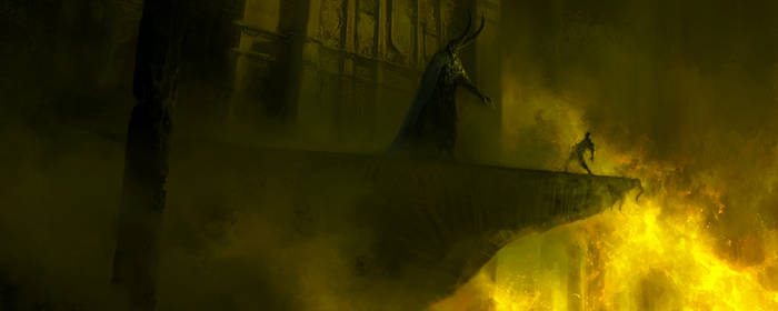 Awaken in the Inferno 4