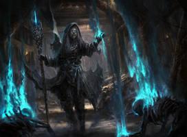 MTG - Jarl of the Forsaken