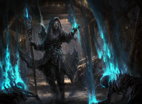 MTG - Jarl of the Forsaken