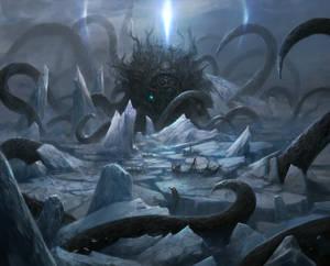 MTG - Icebreaker Kraken