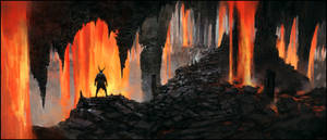 Steps of the Inferno