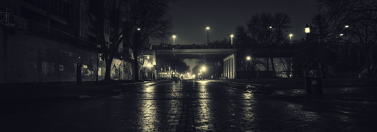 Foggy Night by darkest-hour