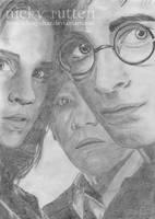 Harry Potter PrisonerOfAzkaban by ChazyChaz