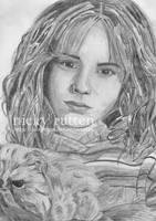 Hermione Granger by ChazyChaz