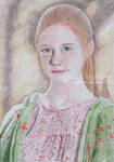 Ginny Weasley In Colour