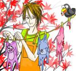 Tetsu O kills cats