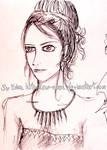 Nanta black pen by sw-eden