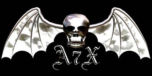 Avenged Sevenfold Logo bright