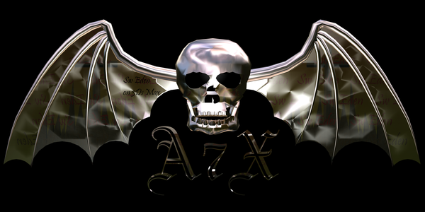 avenged sevenfold logo. Avenged Sevenfold Logo by