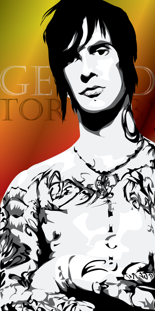 The Rev Avenged Sevenfold by sw-eden