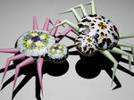 Pink Spider n Good Charlotte