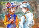 Tabinshwehti and Saw Binnya