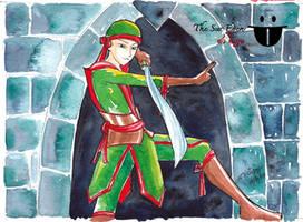 Ava skinny Warrior by sw-eden