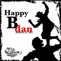 Happy Birthday Dan Chupong by sw-eden