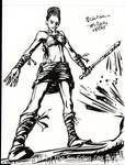 Khin Nanda Kills Leviathen