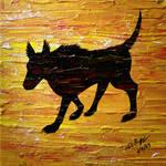 Thai Black Wolf