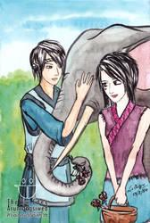 Tun Tun and Prome Princess