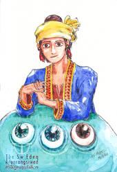 King Tabin Tabinshwehti and MONster