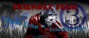 Friendly Chris Fehn Play Music