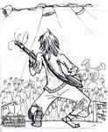 Hatch Hatching: Kendo the Guitarist
