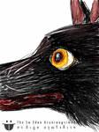 SketchBook: Jordison Black dog