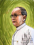 SketchBook: Thein Sein ex-president of Myanmar