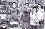 Hatch Hatching: Thai Soccerers