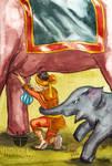 King Tabin Tabinshwehti and Elephant Milk