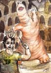 Nightmare: finger monster