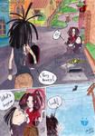 Old School Murderdolls Comic Fan Art Page 3