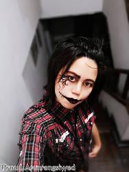 Do you got some facial makeup in Halloween?