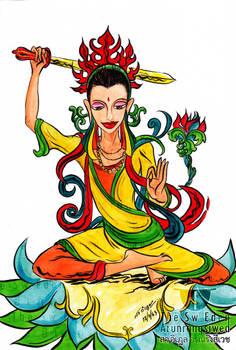 Kuan Yin or Guanyin, LGBT Transgender goddess