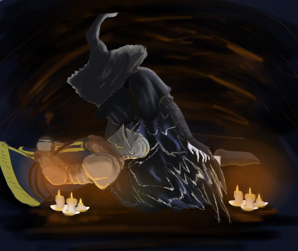 Dark Souls 3 Karla