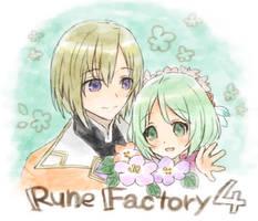 RF:Rune Factory4 by MATSUOBORO